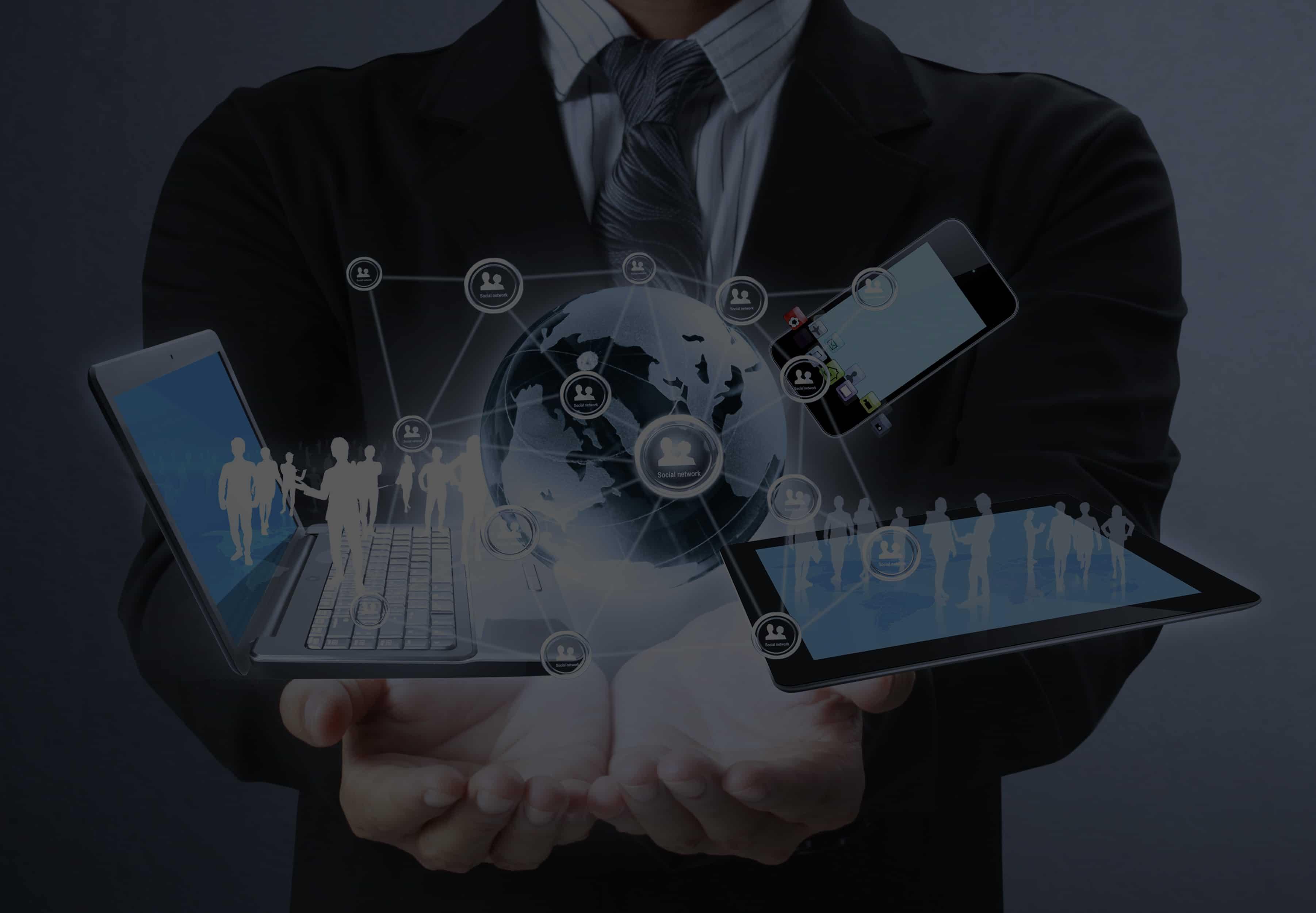 Audience-building Digital Marketing